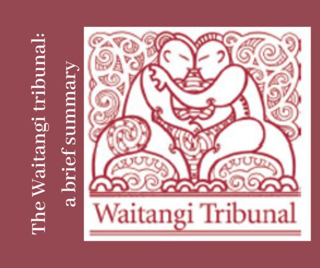 Waitangi Tribunal